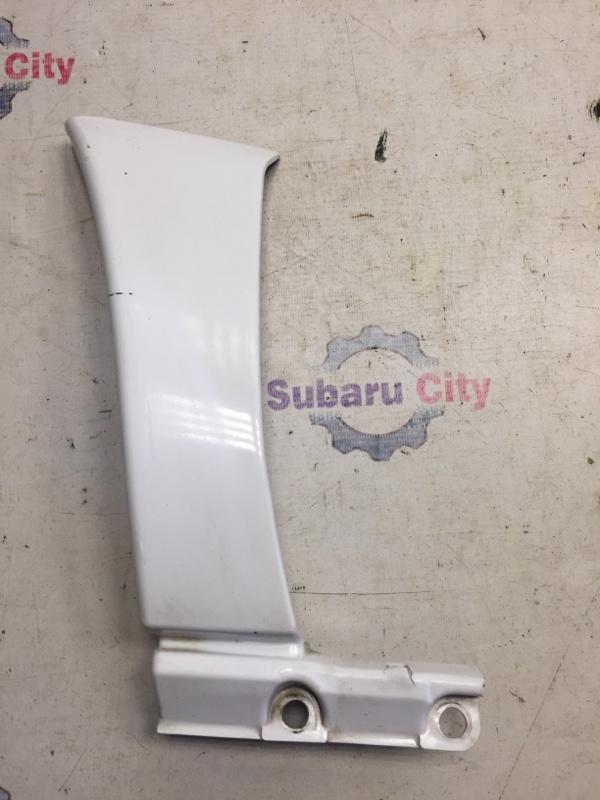 Молдинг на крыло Subaru Forester SF EJ20 1998 передний левый (б/у)