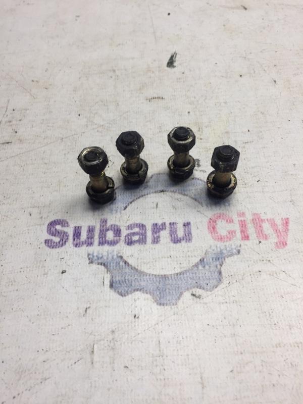 Болты крепления карданного вала Subaru Legacy BE EJ20 1998 (б/у)