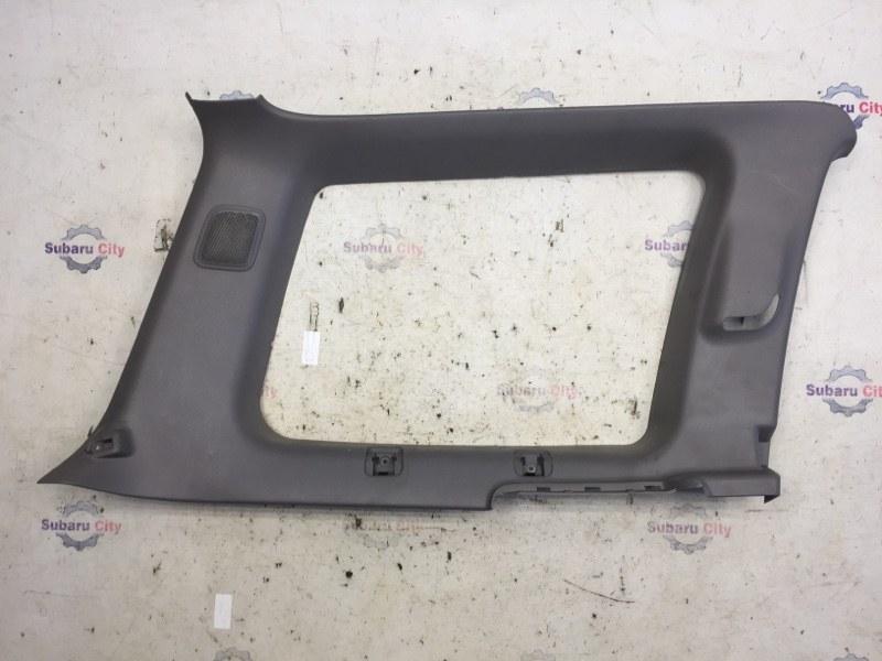 Обшивка багажника Subaru Forester SF EJ20 1998 левая (б/у)