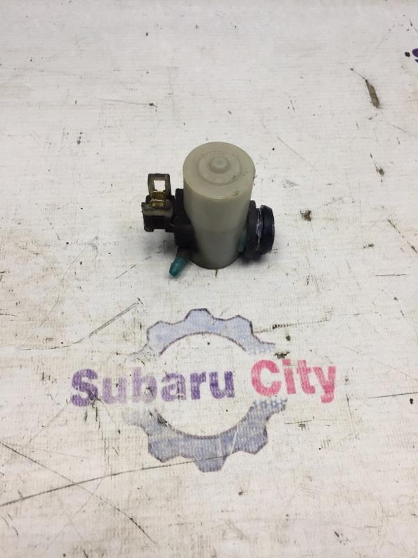 Моторчик омывателя Subaru Forester SF EJ20 1998 задний (б/у)