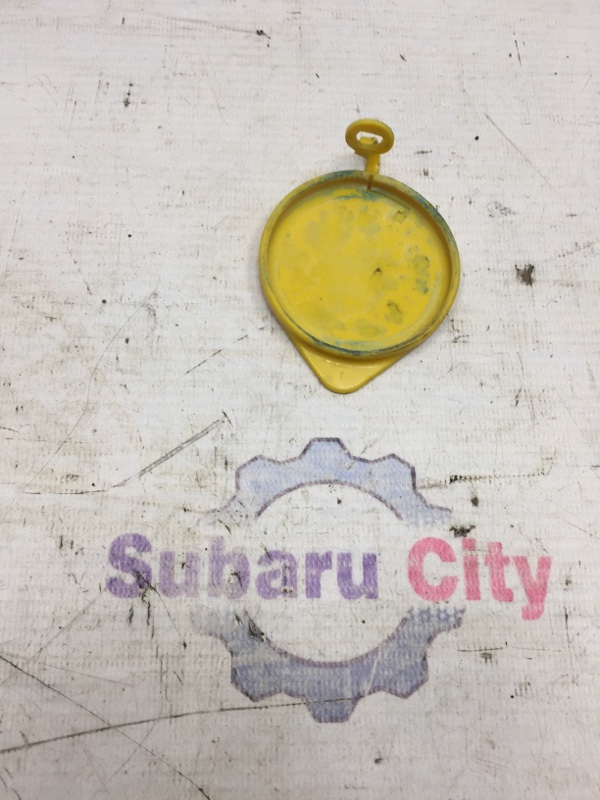 Крышка бочка омывателя Subaru Forester SF EJ20 1998 (б/у)