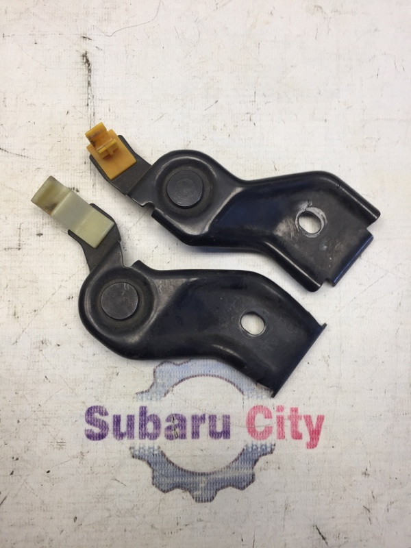 Крепление радиатора Subaru Forester SF EJ20 1998 (б/у)