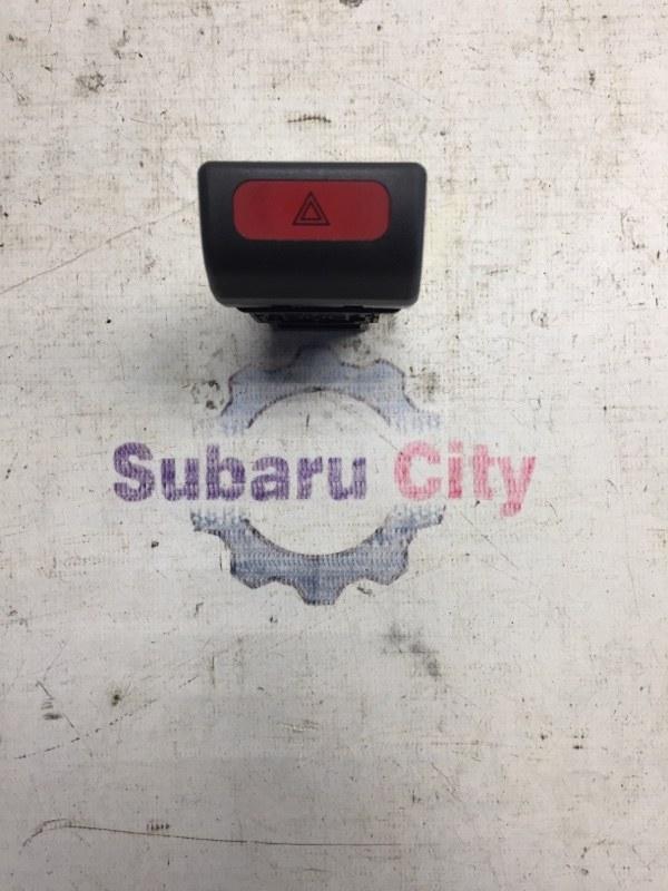 Кнопка аварийки Subaru Forester SF EJ20 1998 (б/у)