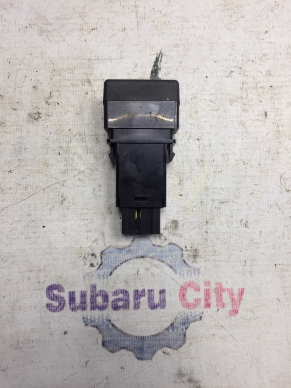 Кнопка подогрева заднего стекла Subaru Forester SF EJ20 1998 (б/у)
