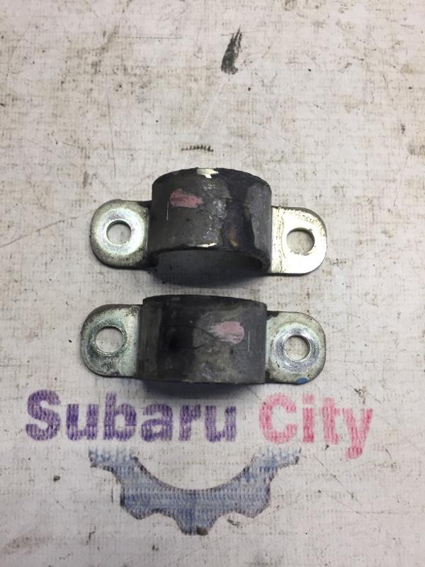 Крепление стабилизатора Subaru Forester SH EJ20 2009 переднее (б/у)