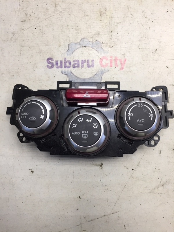 Блок климат контроля Subaru Forester SH EJ20 2009 (б/у)