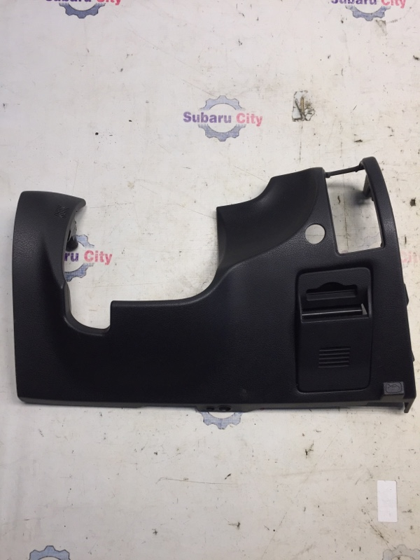 Пластик под рулем Subaru Forester SH EJ20 2009 (б/у)