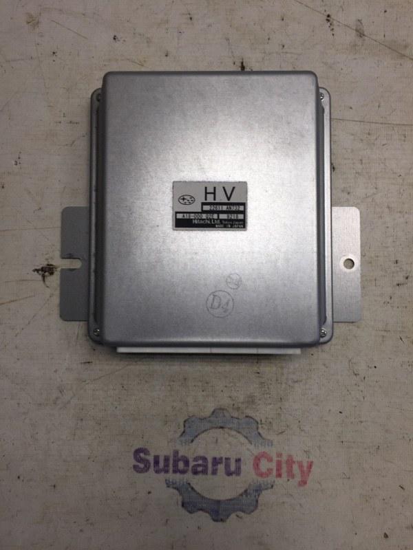 Блок управления двс Subaru Forester SH EJ20 2009 (б/у)