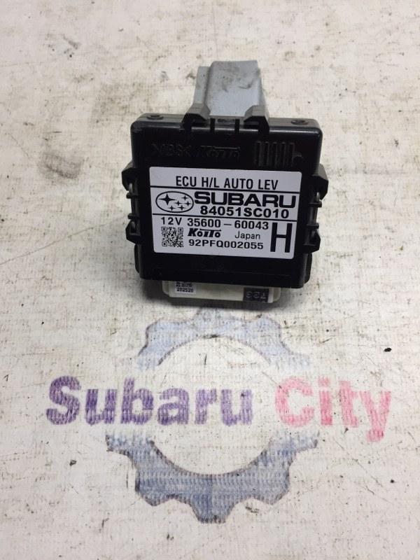 Блок управления корректором фар Subaru Forester SH EJ20 2009 (б/у)