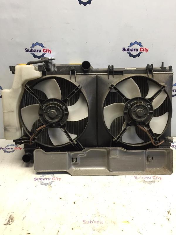 Радиатор двс Subaru Forester SH EJ20 2009 (б/у)