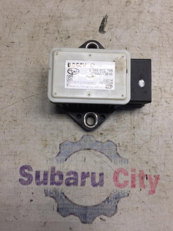 Датчик замедления Subaru Forester SH EJ20 2009 (б/у)