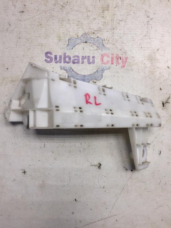 Крепление заднего бампера Subaru Forester SH EJ20 2009 заднее левое (б/у)