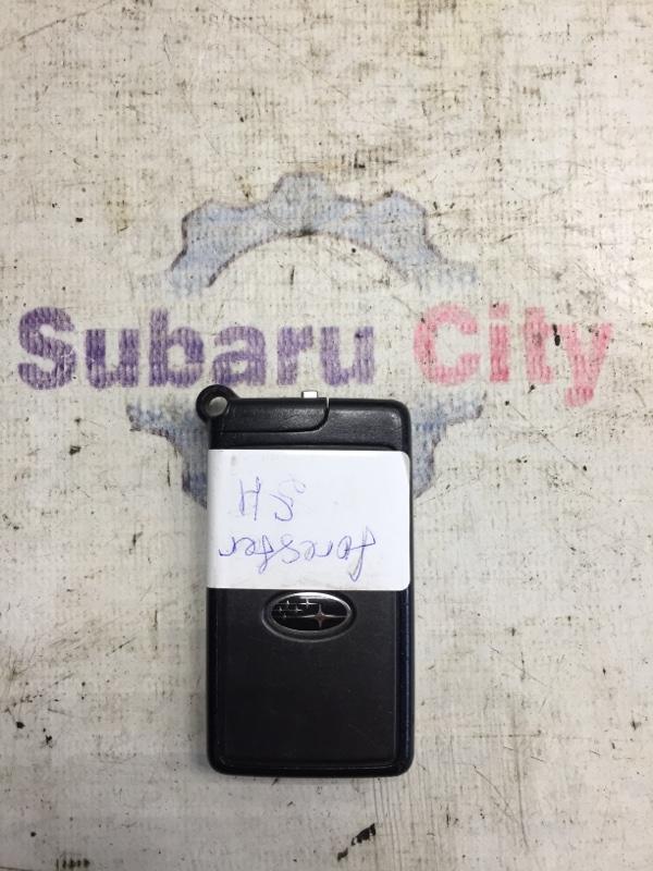 Ключ зажигания Subaru Forester SH EJ20 2009 (б/у)