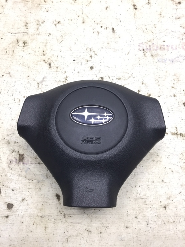 Подушка безопасности водителя Subaru Legacy BL EJ20 2004 (б/у)