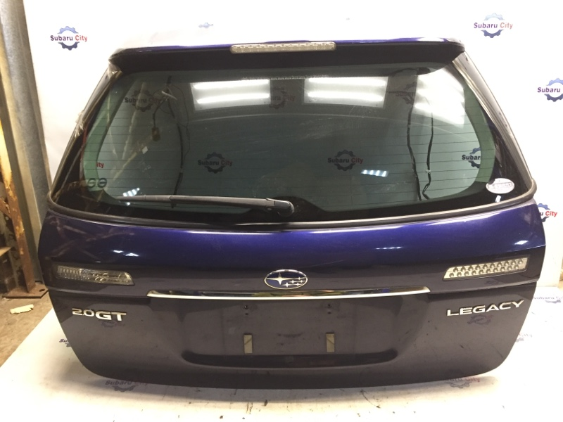 Дверь багажника Subaru Legacy BL EJ20 2004 (б/у)