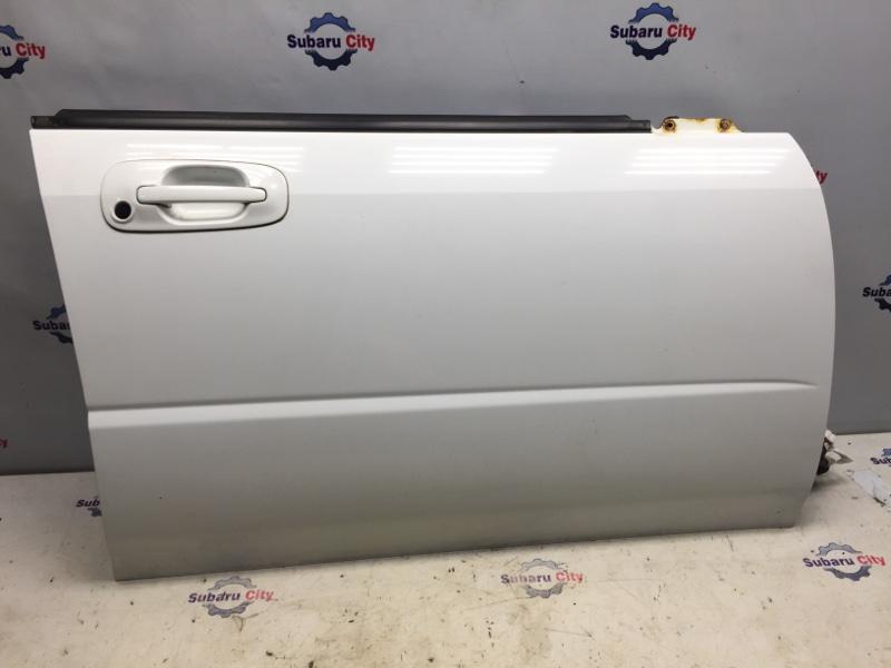 Дверь Subaru Impreza GD EJ15 2000 передняя правая (б/у)