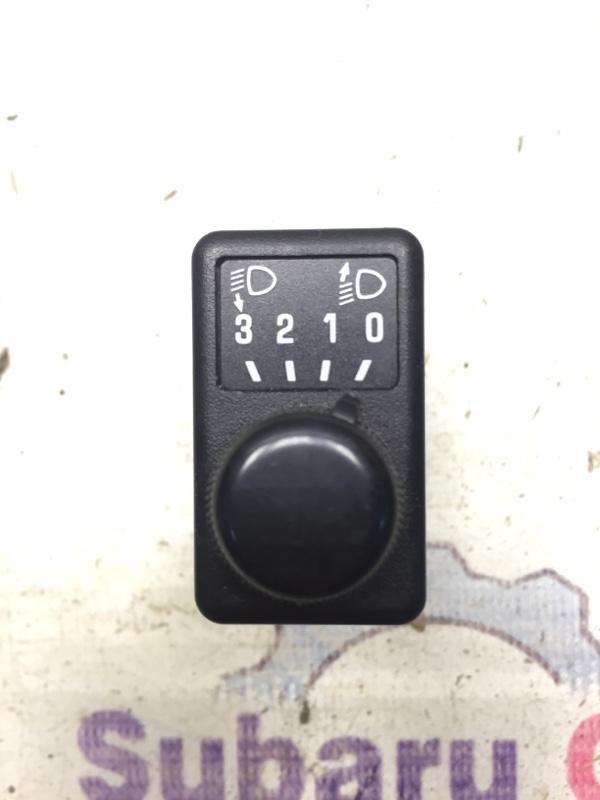Кнопка корректора фар Subaru Impreza GD EJ15 2000 (б/у)