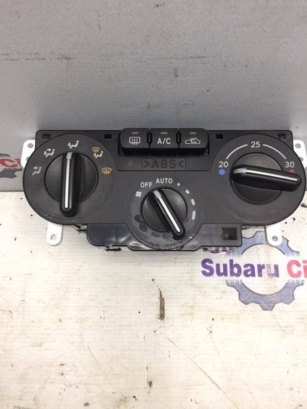 Блок климат контроля Subaru Impreza GD EJ15 2000 (б/у)