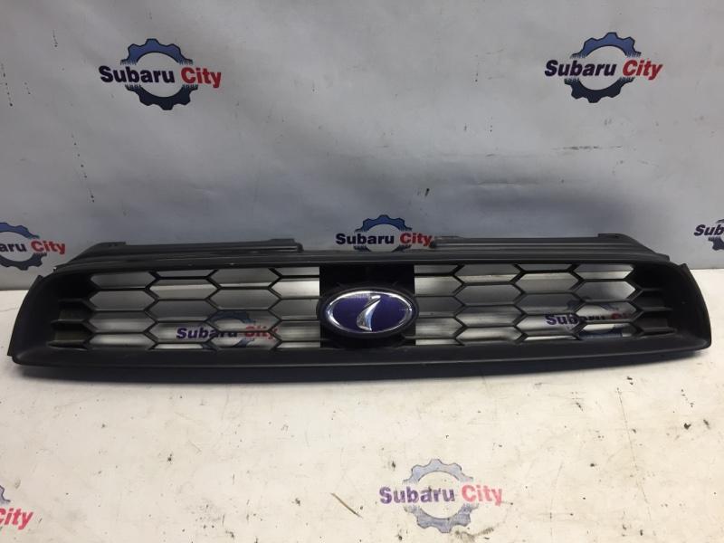 Решетка радиатора Subaru Impreza GD EJ15 2000 (б/у)
