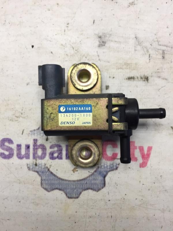 Соленоид управления турбиной Subaru Impreza GD EJ15 2000 (б/у)