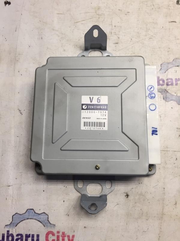 Блок управления двс Subaru Impreza GD EJ15 2000 (б/у)
