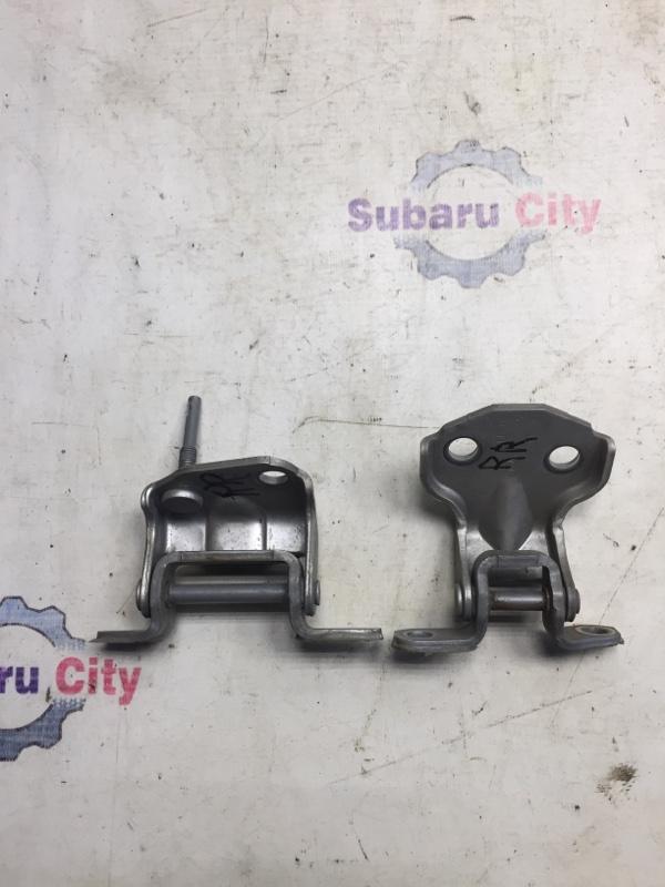 Петли двери Subaru Legacy BE EJ20 1999 задние правые (б/у)