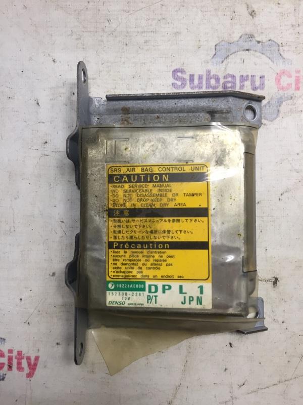 Блок srs Subaru Legacy BE EJ20 1999 (б/у)
