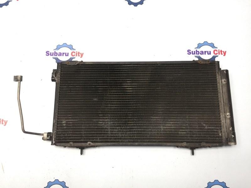 Радиатор кондиционера Subaru Legacy BE EJ20 1999 (б/у)