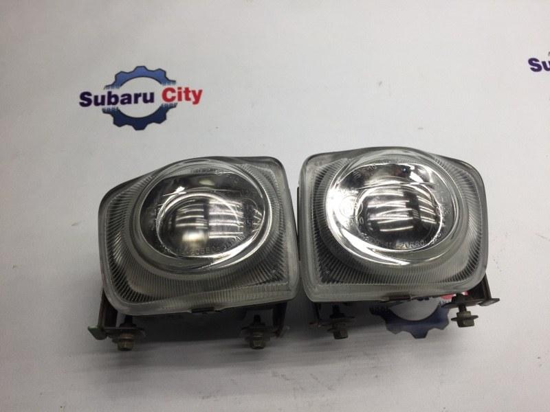 Фары противотуманные Subaru Legacy BE 2003 (б/у)