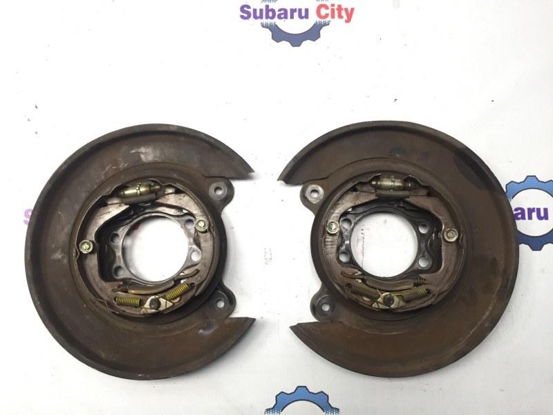Механизм ручника Subaru Legacy BE EJ20 (б/у)