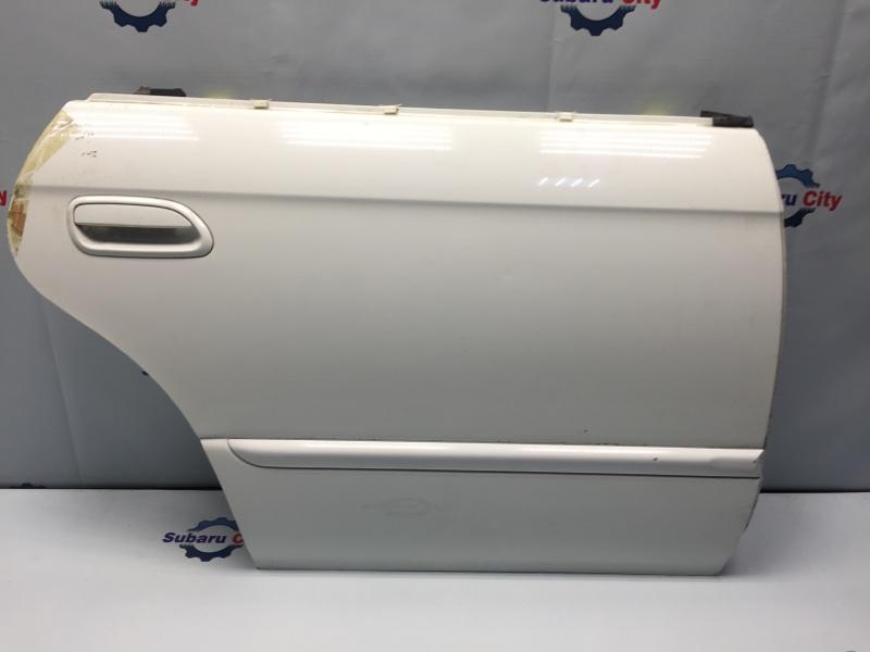 Дверь Subaru Legacy BE EJ20 задняя правая (б/у)