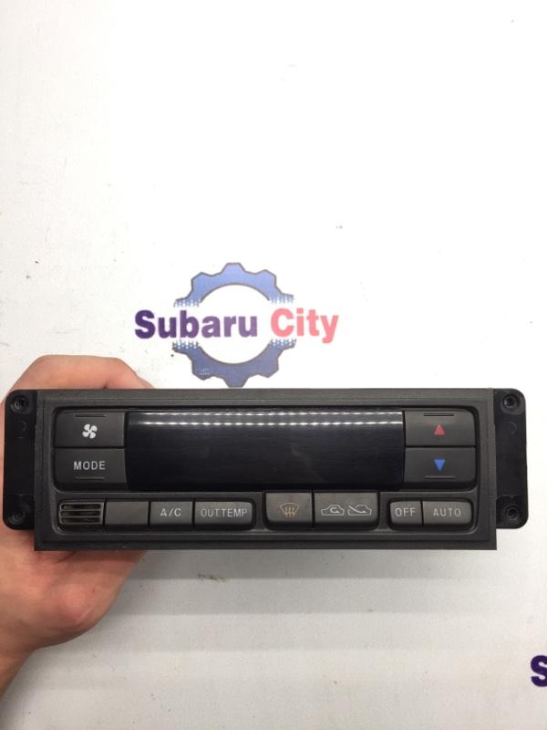 Блок климат контроля Subaru Forester SF EJ20 1999 (б/у)