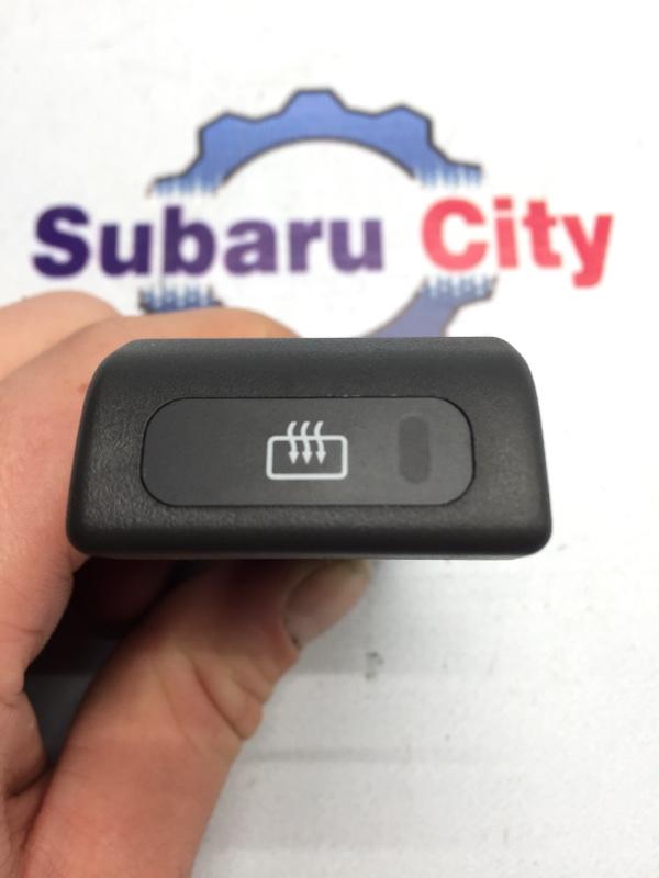 Кнопка подогрева заднего стекла Subaru Forester SF EJ20 1999 (б/у)