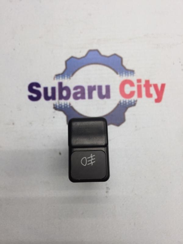 Кнопка противотуманок Subaru Forester SF EJ20 1999 (б/у)