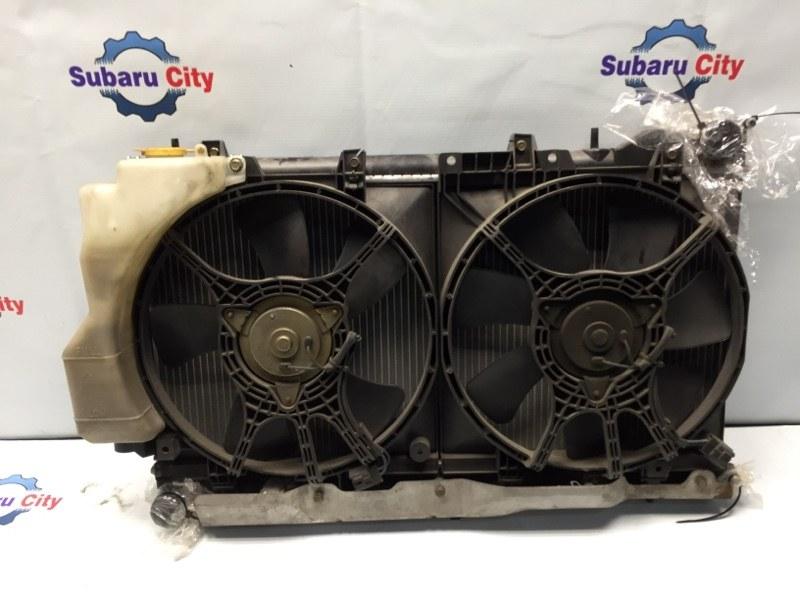Радиатор двс Subaru Forester SF EJ205 1999 (б/у)