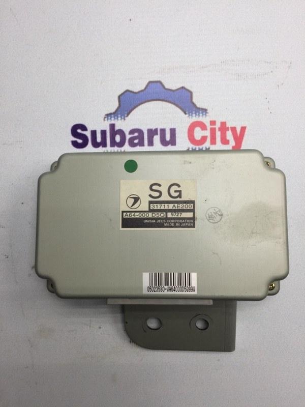 Блок управления акпп Subaru Forester SF EJ20 1999 (б/у)
