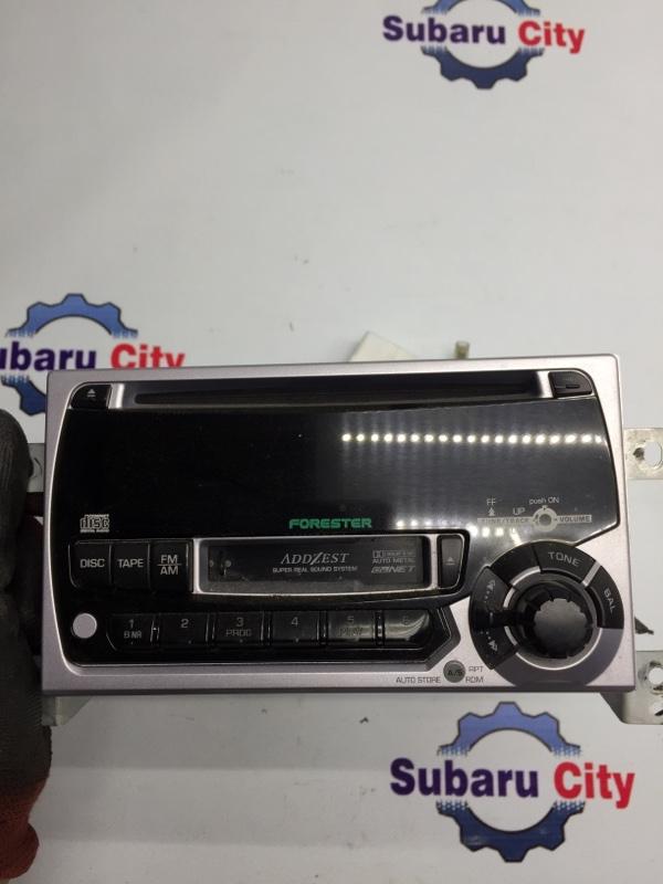 Магнитофон Subaru Forester SF EJ20 1999 (б/у)