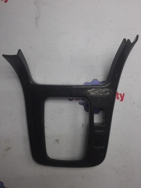 Рамка вокруг селектора акпп Subaru Legacy BE EJ20 2002 (б/у)