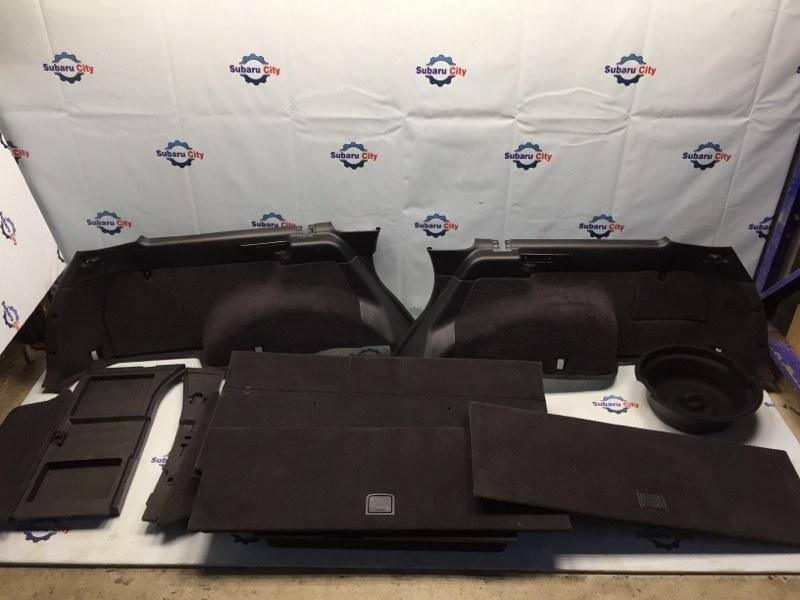 Обшивка багажника Subaru Legacy BH EJ20 2002 (б/у)