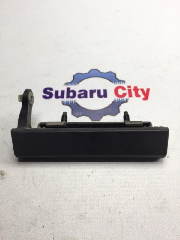 Ручка открывания 5й двери Subaru Legacy BH EJ20 (б/у)