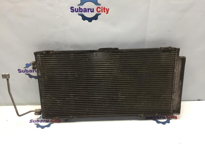 Радиатор кондиционера Subaru Legacy BE EJ20 2002 (б/у)