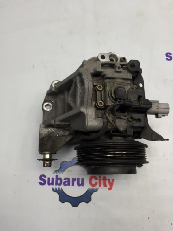 Компрессор кондиционера Subaru Legacy BE EZ30 2002 (б/у)