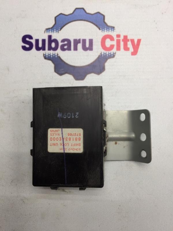 Блок управления центральным замком Subaru Legacy BE EJ20 2002 (б/у)