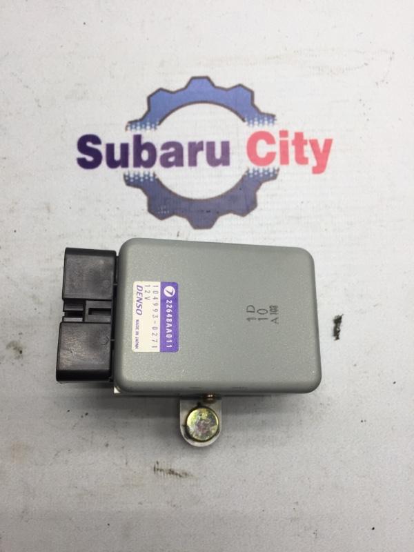 Блок управления топливным насосом Subaru Legacy BE EJ20 2002 (б/у)
