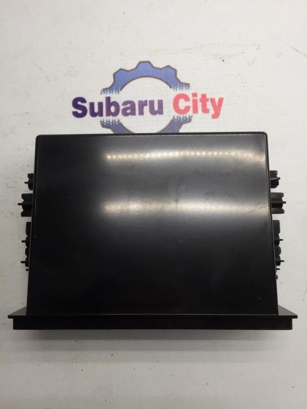 Кармашек под магнитолой Subaru Legacy BE EJ20 2002 (б/у)