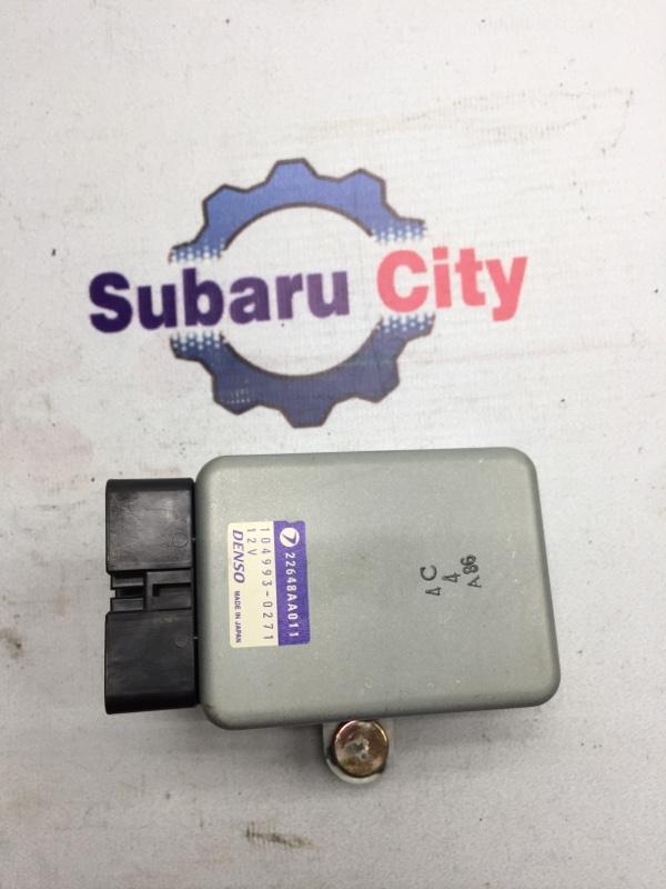 Блок управления топливным насосом Subaru Legacy BE EJ20 2001 (б/у)