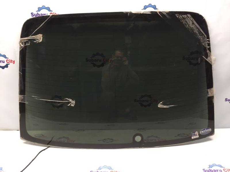 Заднее стекло Subaru Legacy BE EJ20 2001 (б/у)