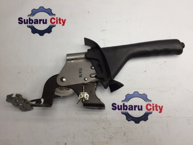 Ручка ручника Subaru Legacy BE EJ20 2001 (б/у)