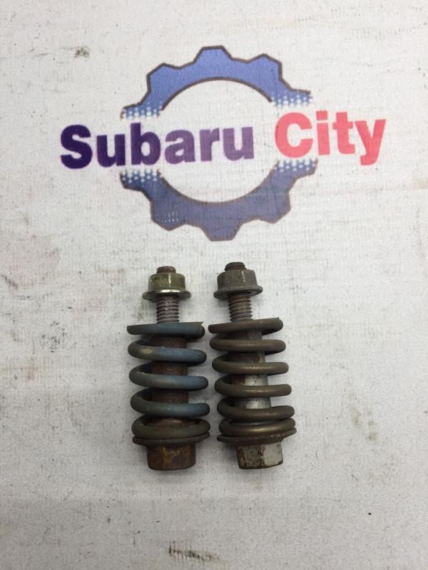 Болты крепления глушителя Subaru Legacy BE EJ20 2001 (б/у)