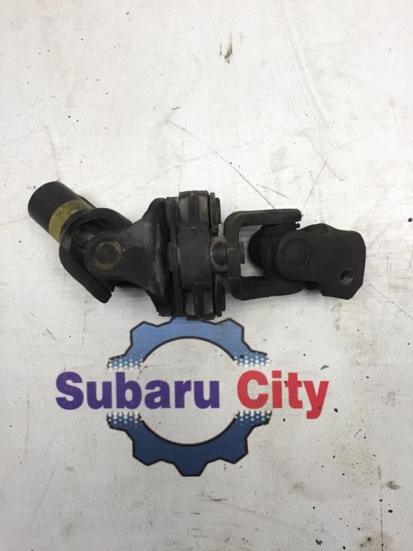 Рулевой карданчик Subaru Legacy BE EJ20 2001 (б/у)